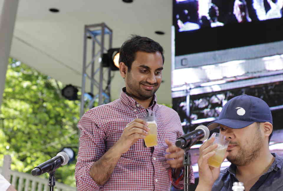 15 Aziz Ansari Quotes About Love and Dating - Thrillist