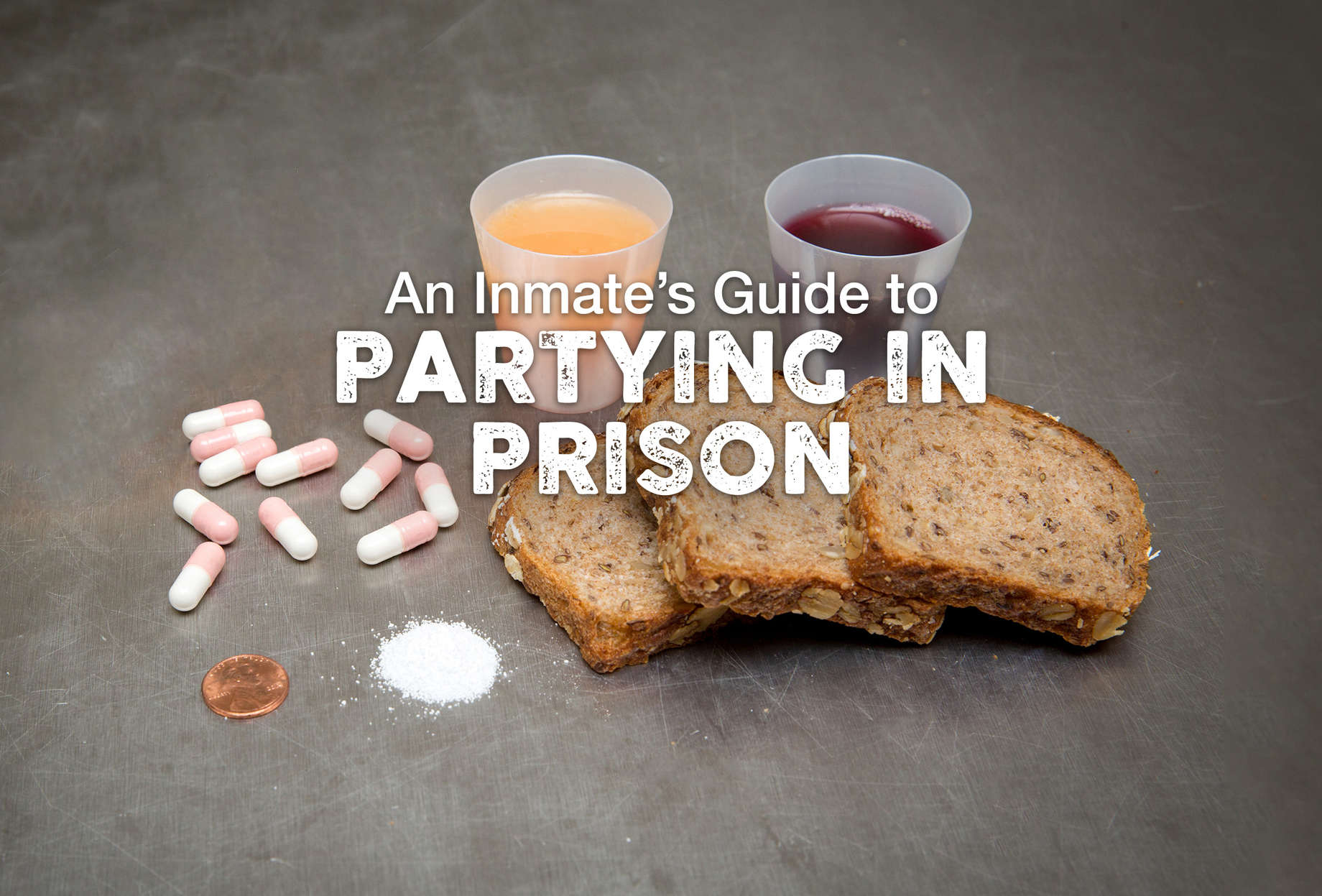 An Inmate's Guide to Partying in Prison - Thrillist