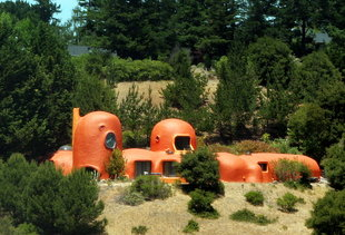Here's Your Chance to Own the Famous 'Flintstone House'