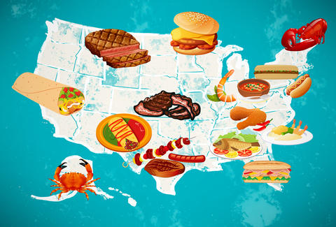 The Best Thing To Eat In Every State Thrillist