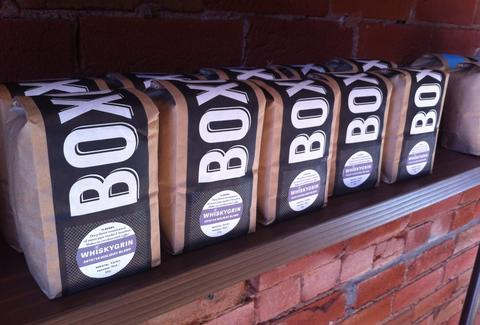 wholesale at boxcar coffee roasters