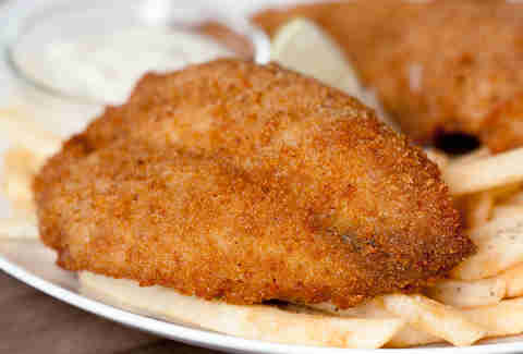 Fried catfish -- Thrillist Recipes