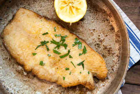 Sole -- Thrillist Recipes