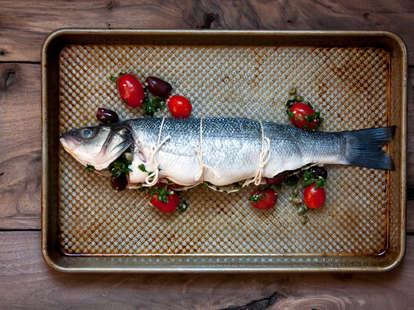 How to cook fish -- Thrillist Recipes