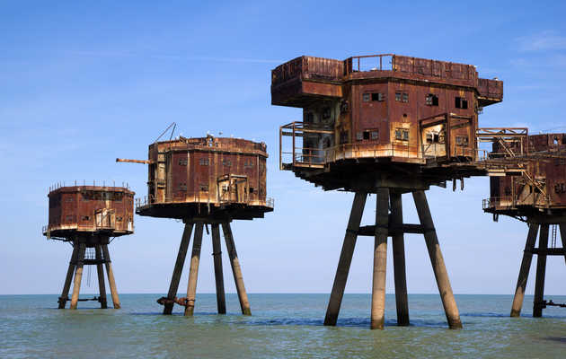 9 Amazing Abandoned Places in the UK