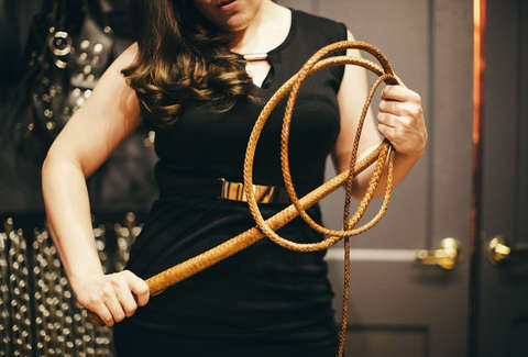 Toronto dungeon bdsm submissive