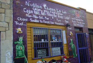 Nubian Queen Lola's Cajun Soul Food