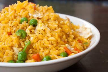 Quick fried rice -- Thrillist Recipes