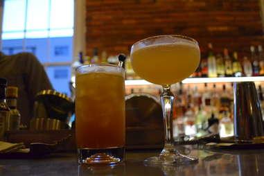 Argos Inn cocktails