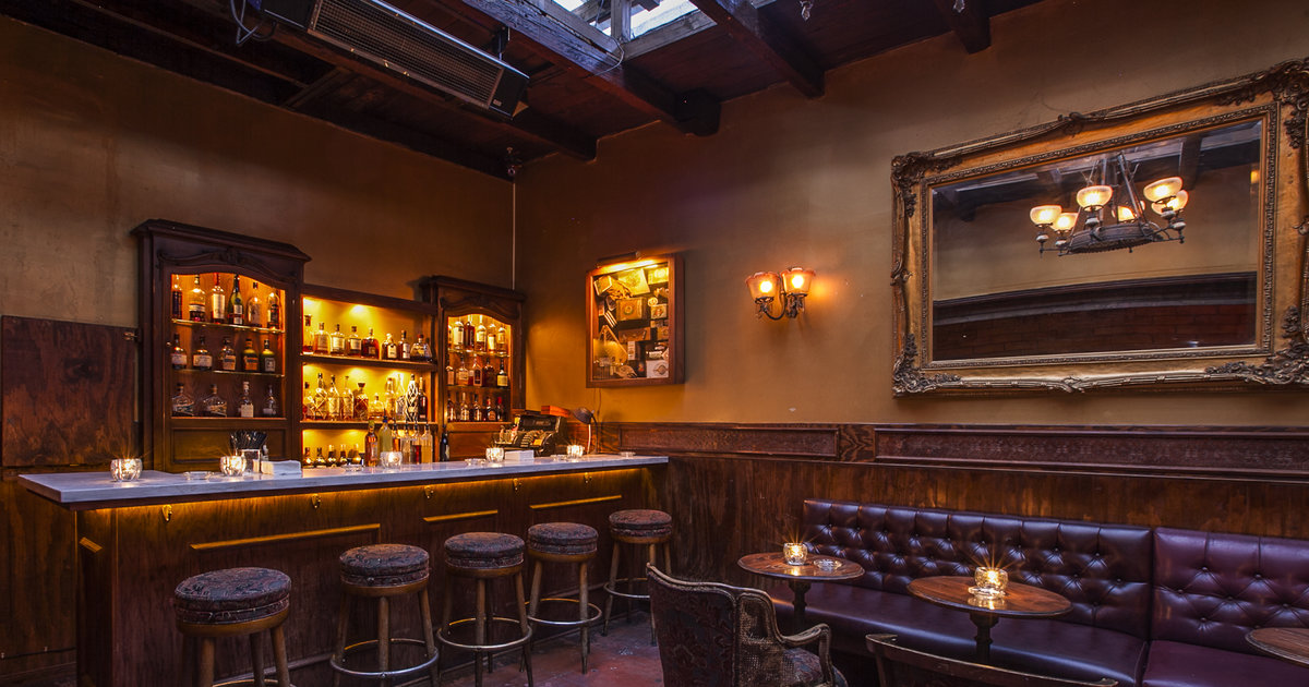 43 La Bars You Need To Drink In Before You Die Los