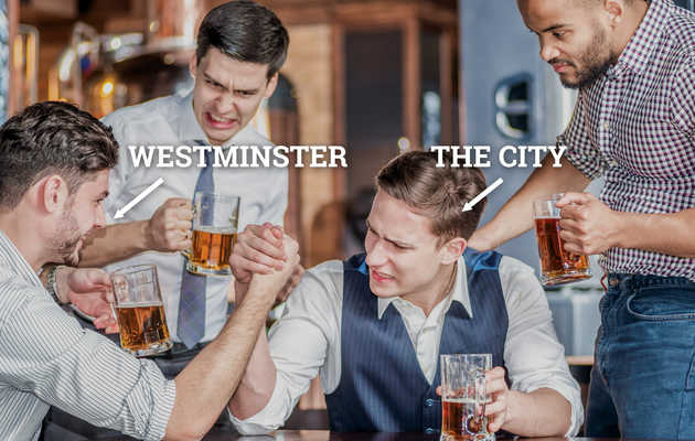 London Is a Pub. What Is Each Neighbourhood Doing and Drinking?