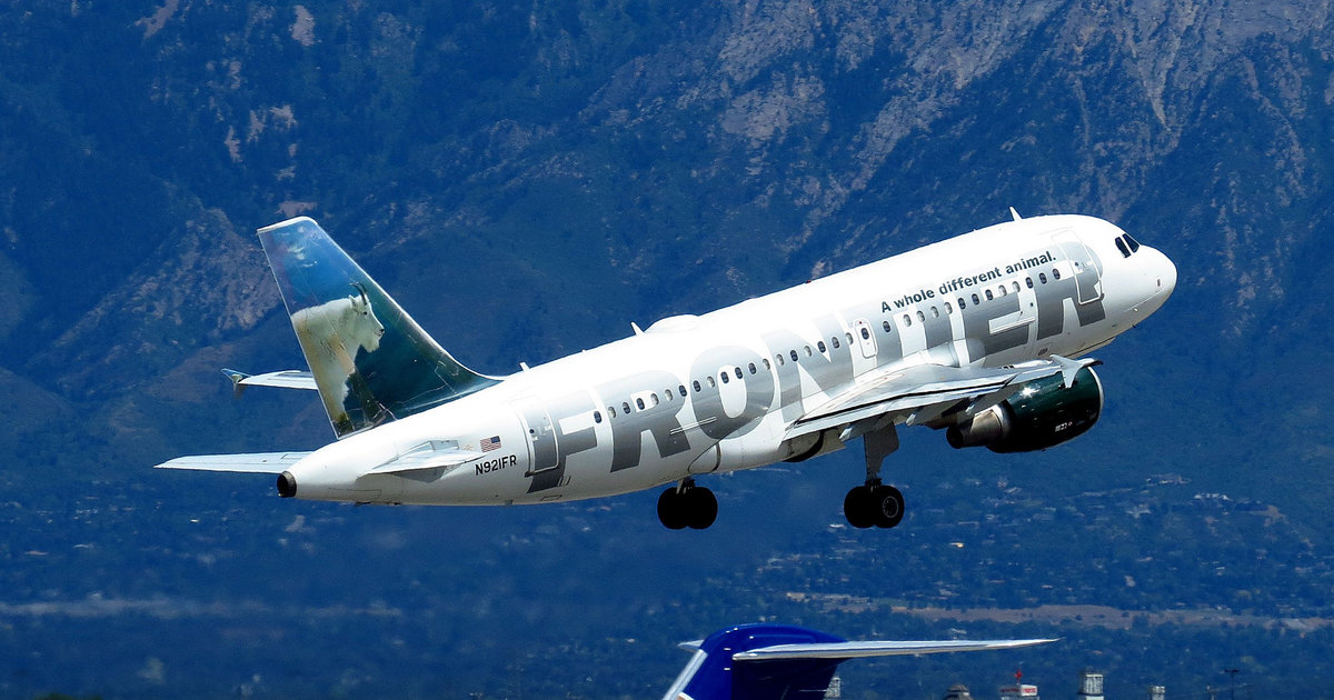 Frontier Airlines Flight Deal 15 Flights Thrillist