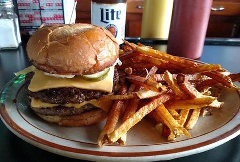 Cleveland's best burgers at Stevenson's