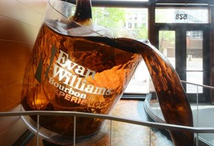 The Evan Williams Bourbon Experience