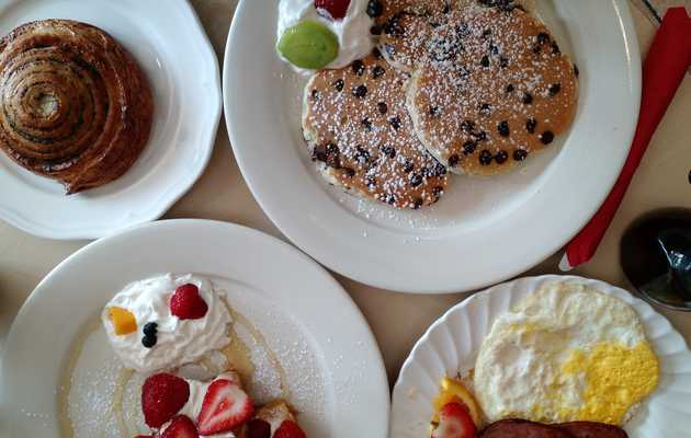 The Best Breakfast Spots in Boston