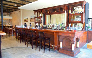 Bruning's Bar at Purloo