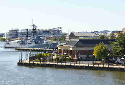 the top 10 military towns in the united states thrillist