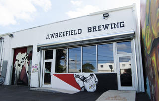 J Wakefield Brewing