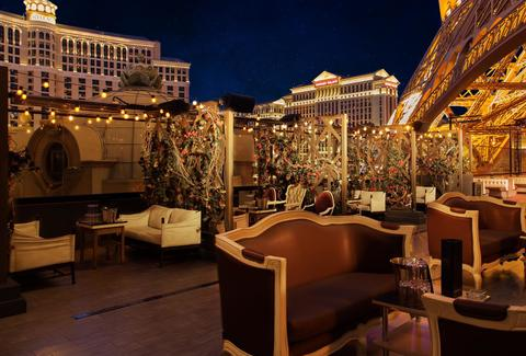 Las Vegas Best Outdoor Bars The 26 Sweetest Patios In