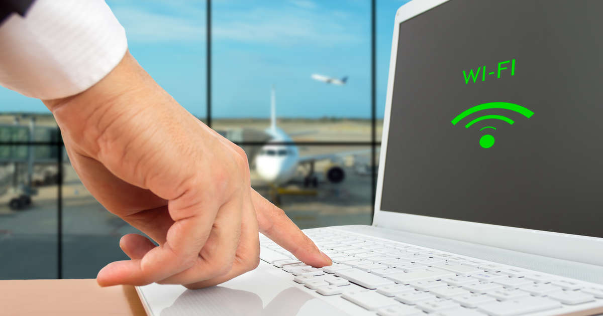 6 Airport Wi-Fi Hacks You Need to Know Before You Fly