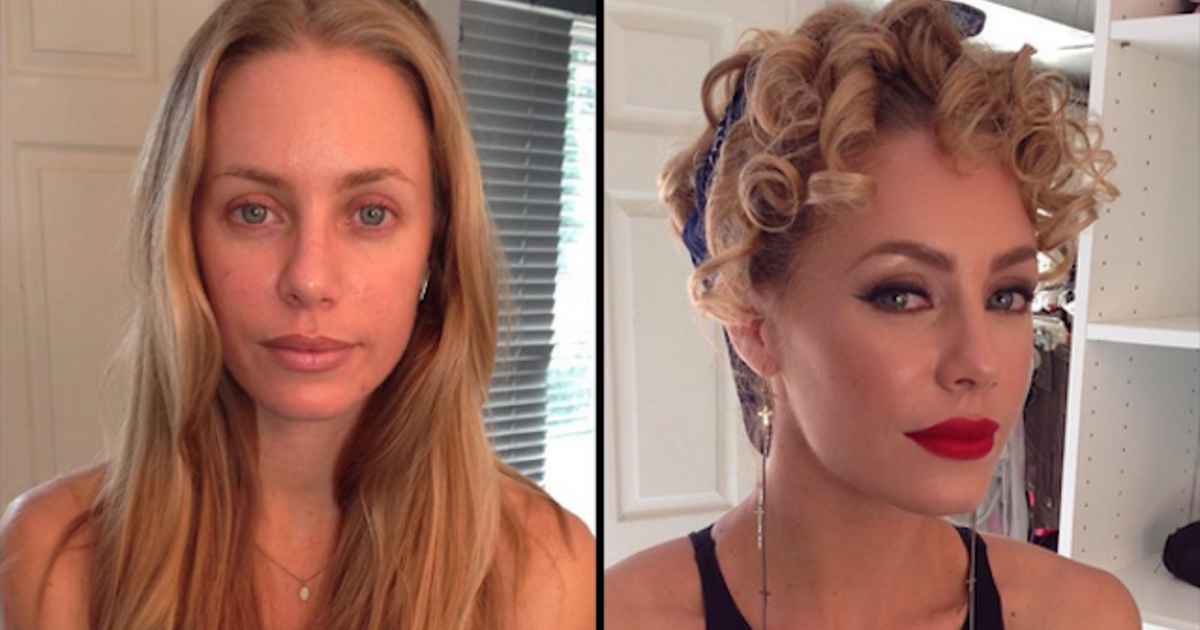 Nicole Aniston Without Makeup