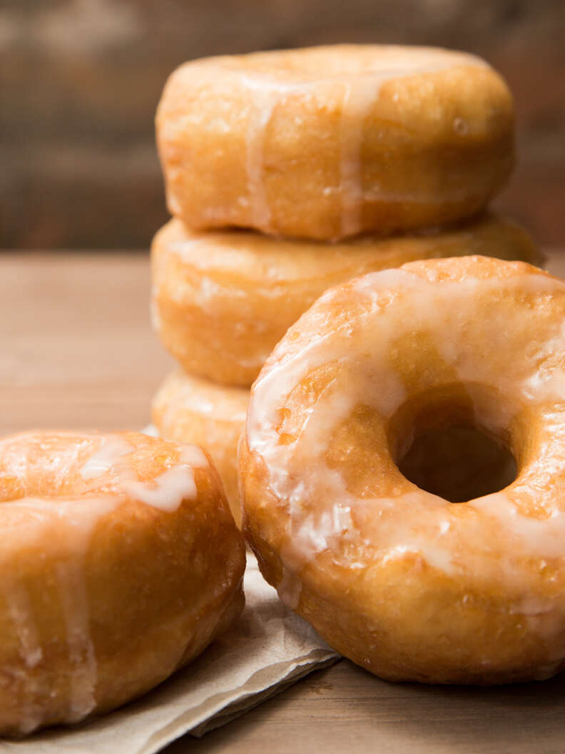 Biscuit donuts -- Thrillist Recipes