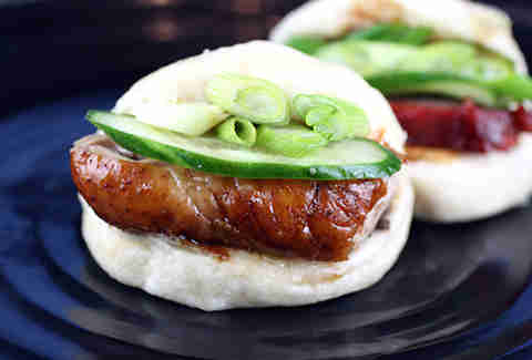 Cheater bao buns
