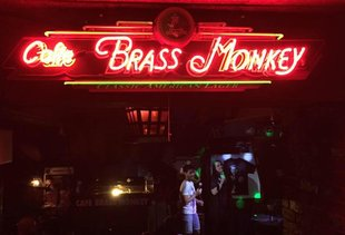 Cafe Brass Monkey