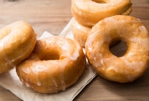 Biscuit donuts -- Thrillist Recipes