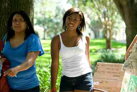colleges with prettiest girls