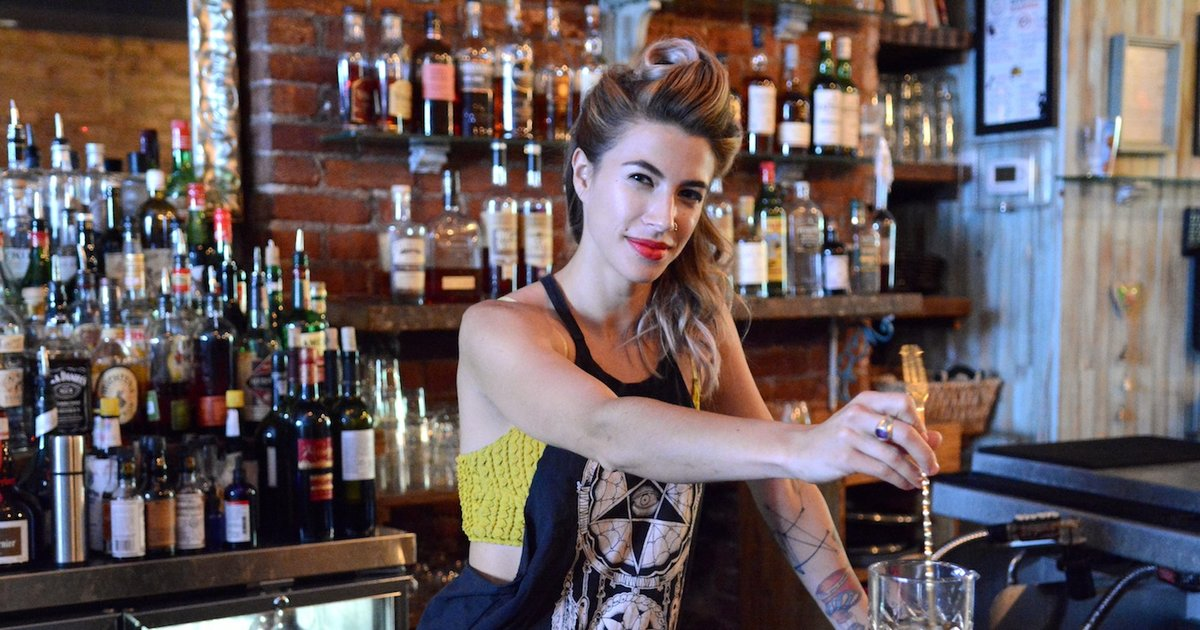 best dating female bartenders in nyc make