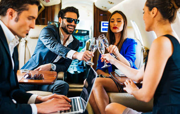 How to Make Your Flight in Coach Feel Like First Class
