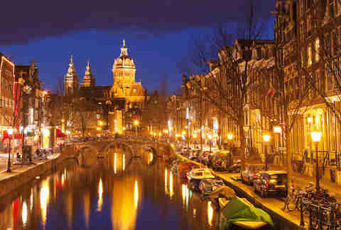 The Best Non-Sexual Activities in the Red Light District