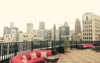 Detroit Opera House Sky Deck