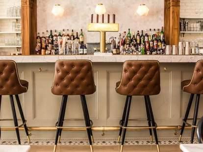 kindred bar interior