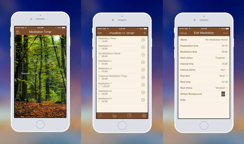 12 Best Meditation Apps For Iphone And Android Thrillist