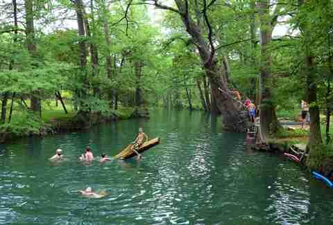 Best Swimming Pools And Nature Spots Near San Antonio Thrillist