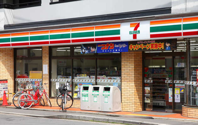 Why Japanese 7-Elevens Totally Kick Ass