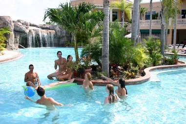 Tampa swingers resort