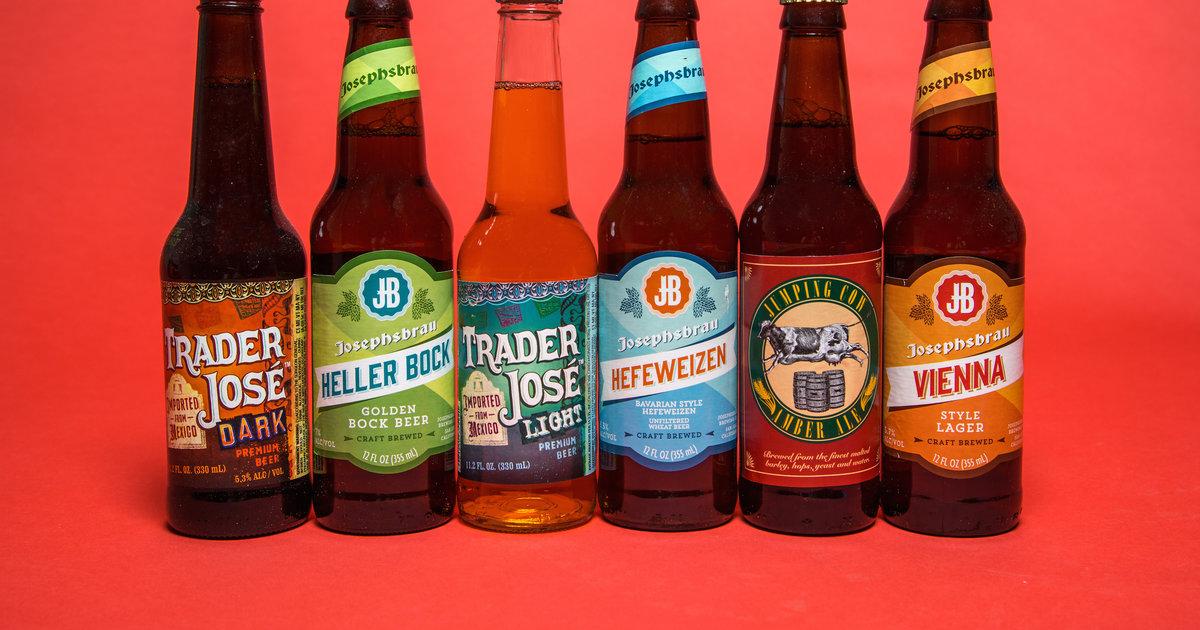 Trader Joe's Beer - Every Beer at Trader Joe's, Ranked - Thrillist