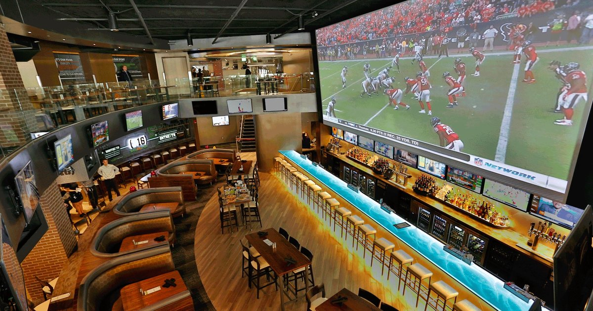 The Best Sports Bar In Every Nfl City Thrillist