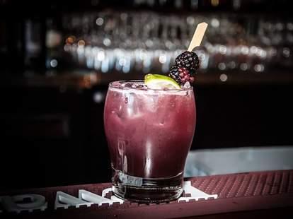 cocktail, Wine Up on Williams, Portland bars