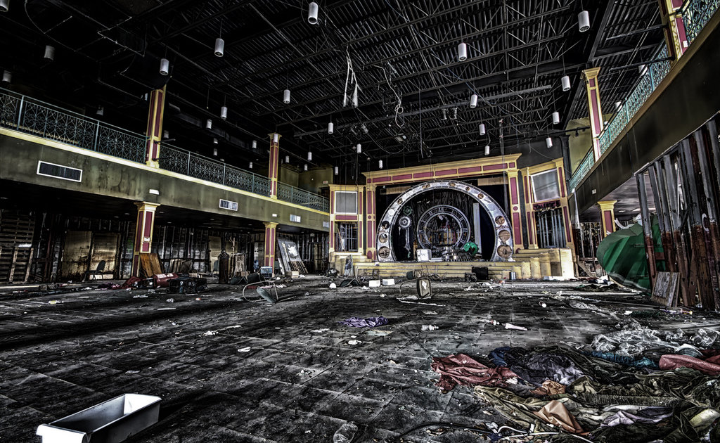 9 Eerie Abandoned Places In New Orleans Thrillist