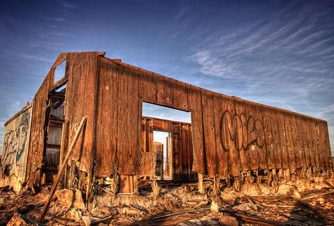 California Ghost Towns - Road Trip Ideas - Thrillist