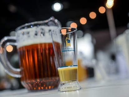beer at the Great American Beer Festival