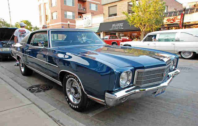 Classic American Muscle Cars That Are Slower Than A Minivan - Old muscle cars