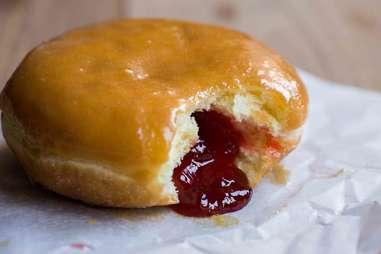 PB&J donuts