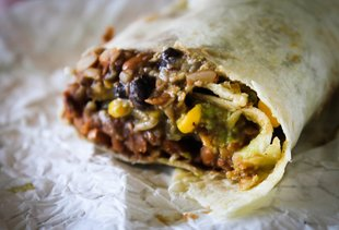 Baja Burrito Cafe at Studio City Farmers Market