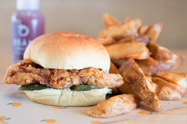 fuku chicken sandwich