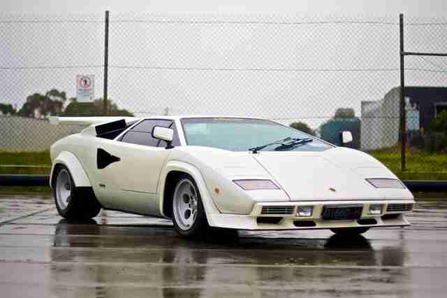 The 15 Most 80s Cars Of The 1980s Delorean Countach Testarossa